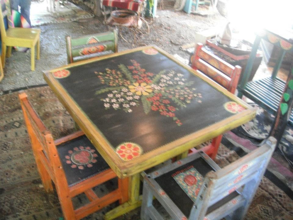 made mexican style furniture by renee tay tayloe