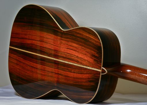 Custom Made Oo Brazilian Acoustic Guitar