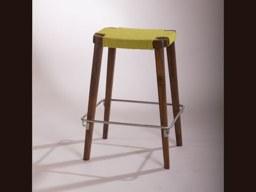 Custom Made Curve A Linear Stool