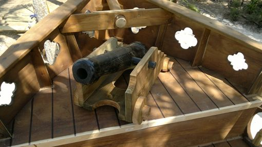 Custom Made Pirate Ship Play House