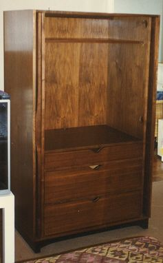 Custom Made Small Tv Armoire