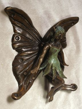 Custom Made Fairy Door Knocker