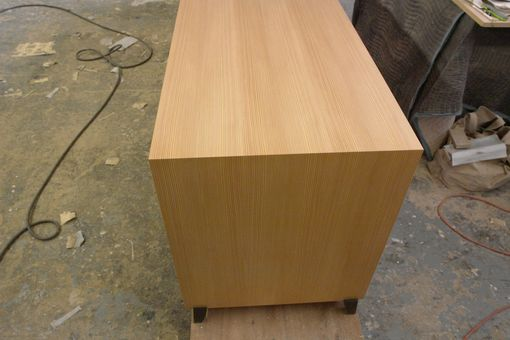 Custom Made Larch Sideboard