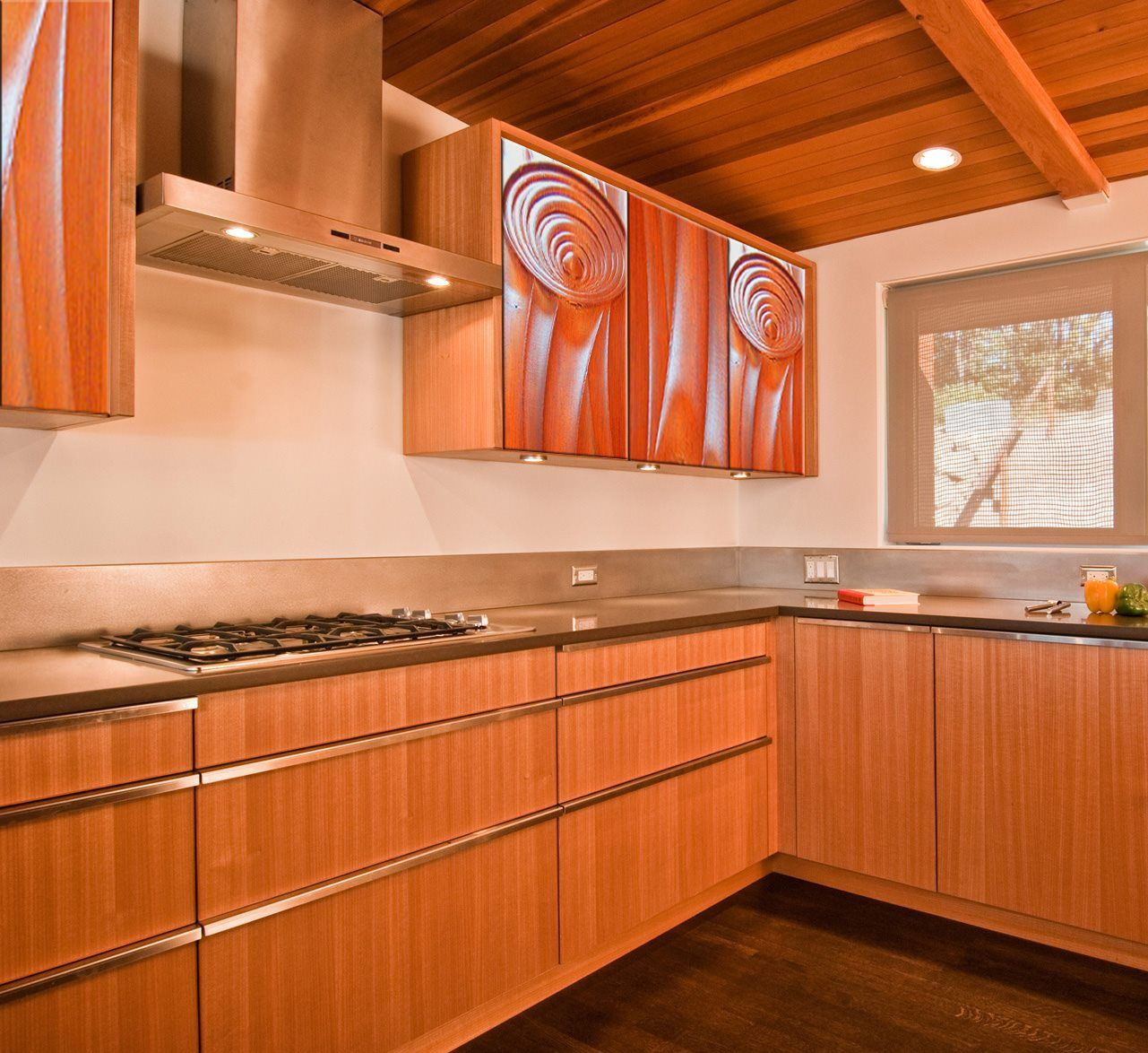 Custom Made Kitchen Cabinet: Hand Crafted Kitchen Decodoors™ By MNM Design