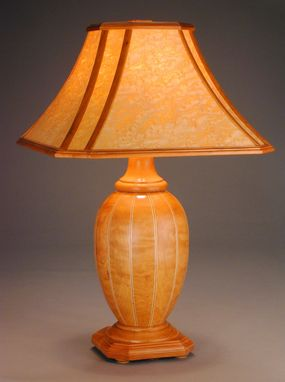 Custom Made Brove Hill Table Lamp