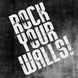 Rock Your Walls in