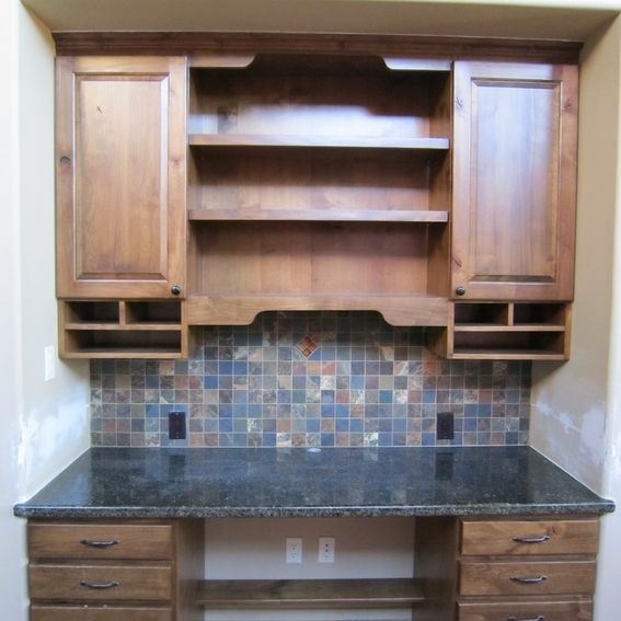 Custom Made Kitchen Cabinet: Hand Made Kitchen Cabinet By Rim Woodworking