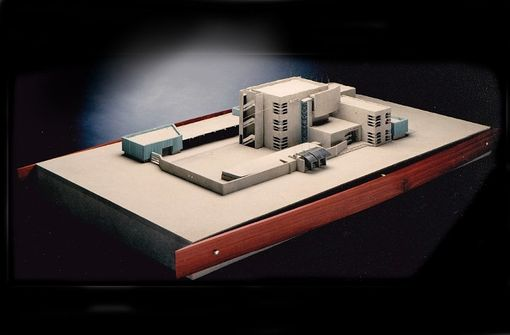 Custom Made Architectural Model