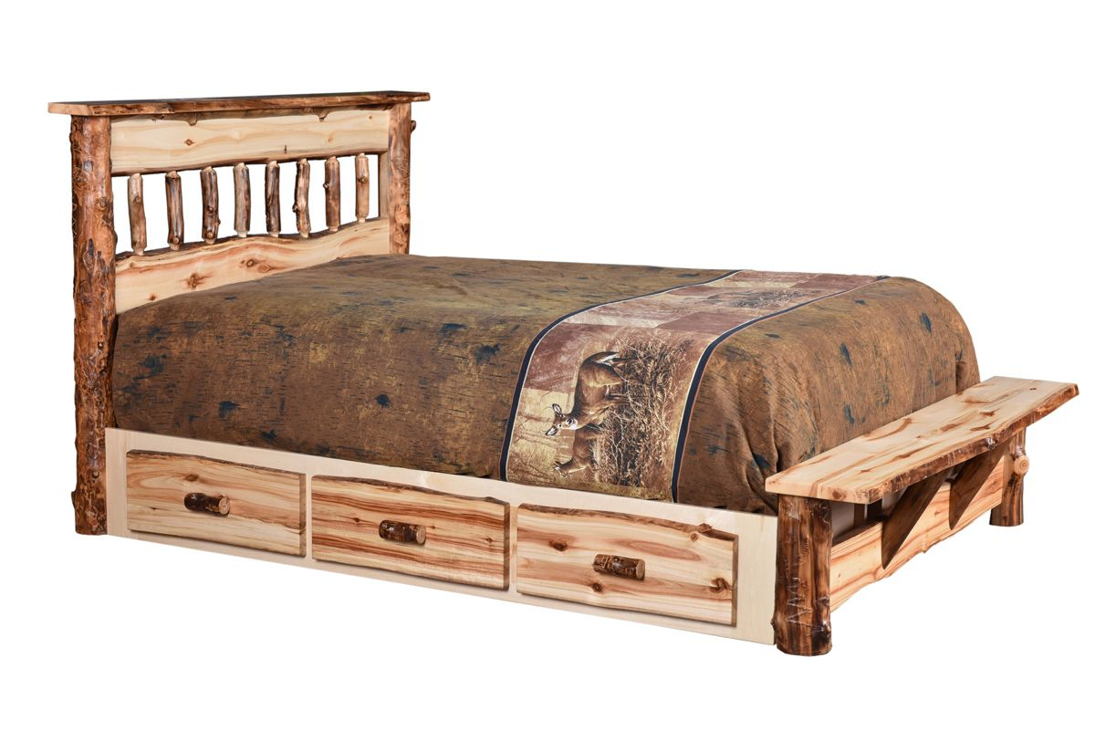buy a handmade aspen bedroom suite made to order from
