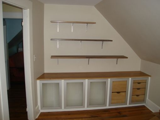 Custom Made Office Cabinetry & Shelving