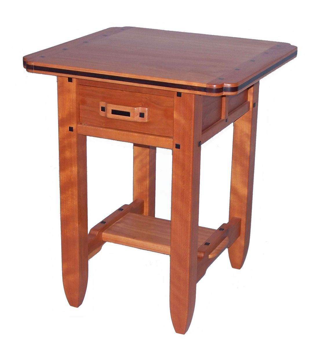hand made greene and greene table by brian brace fine furniture