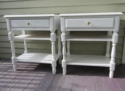 Custom Made Nightstands