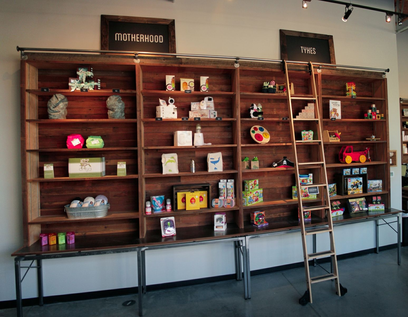 Old Man S Cave General Store : Custom wollnick s general store by old hat workshop
