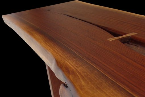 Custom Made Solid Walnut Low Table No. Two