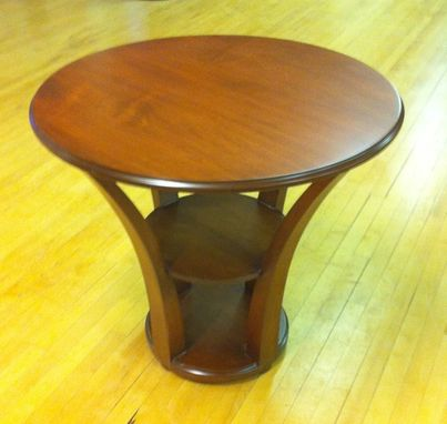 Custom Made Round Table