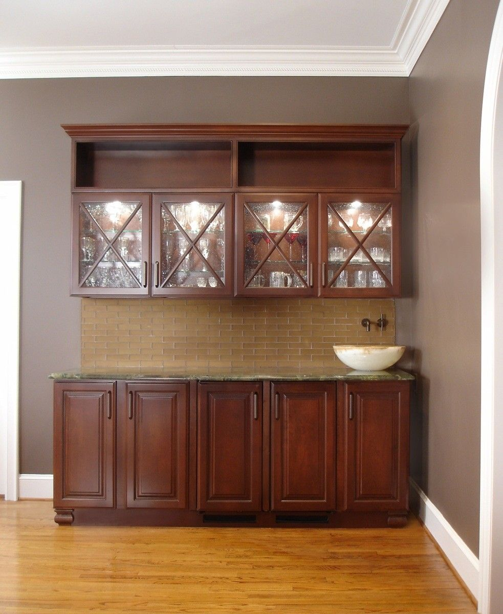 Custom Wet Bar By Hefner Woodworking Sorkin Design