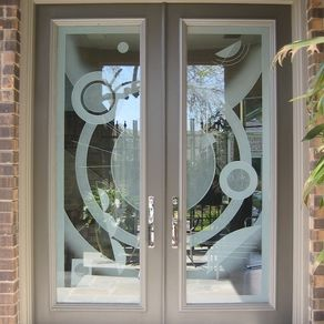 Handmade Custom Residential Entryway By Christie 39 S Wood And Glass