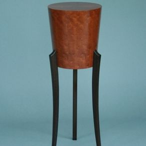Custom Plant Stands Wooden Pot Amp Wrought Iron Plant