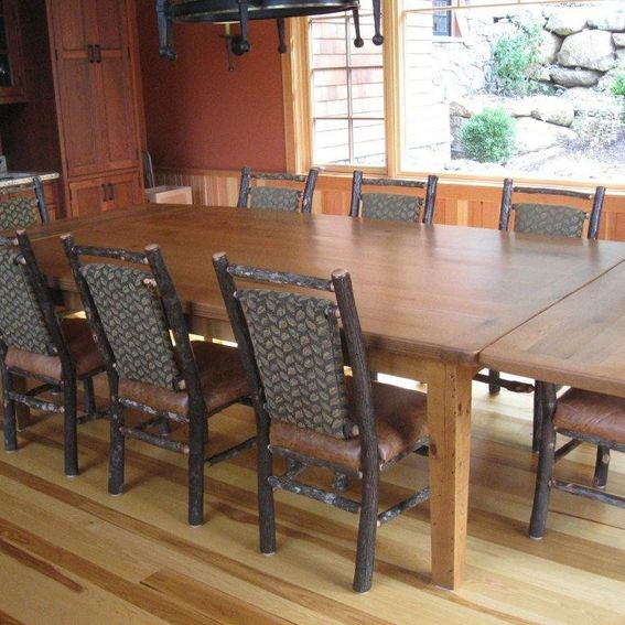 Furniture Dining Room Kitchen Dining Tables Old Oak Rustic Dining Room