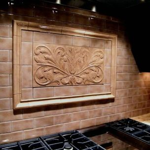 Neal andersen anderson ceramics round rock tx - Decorative tiles for kitchen walls ...