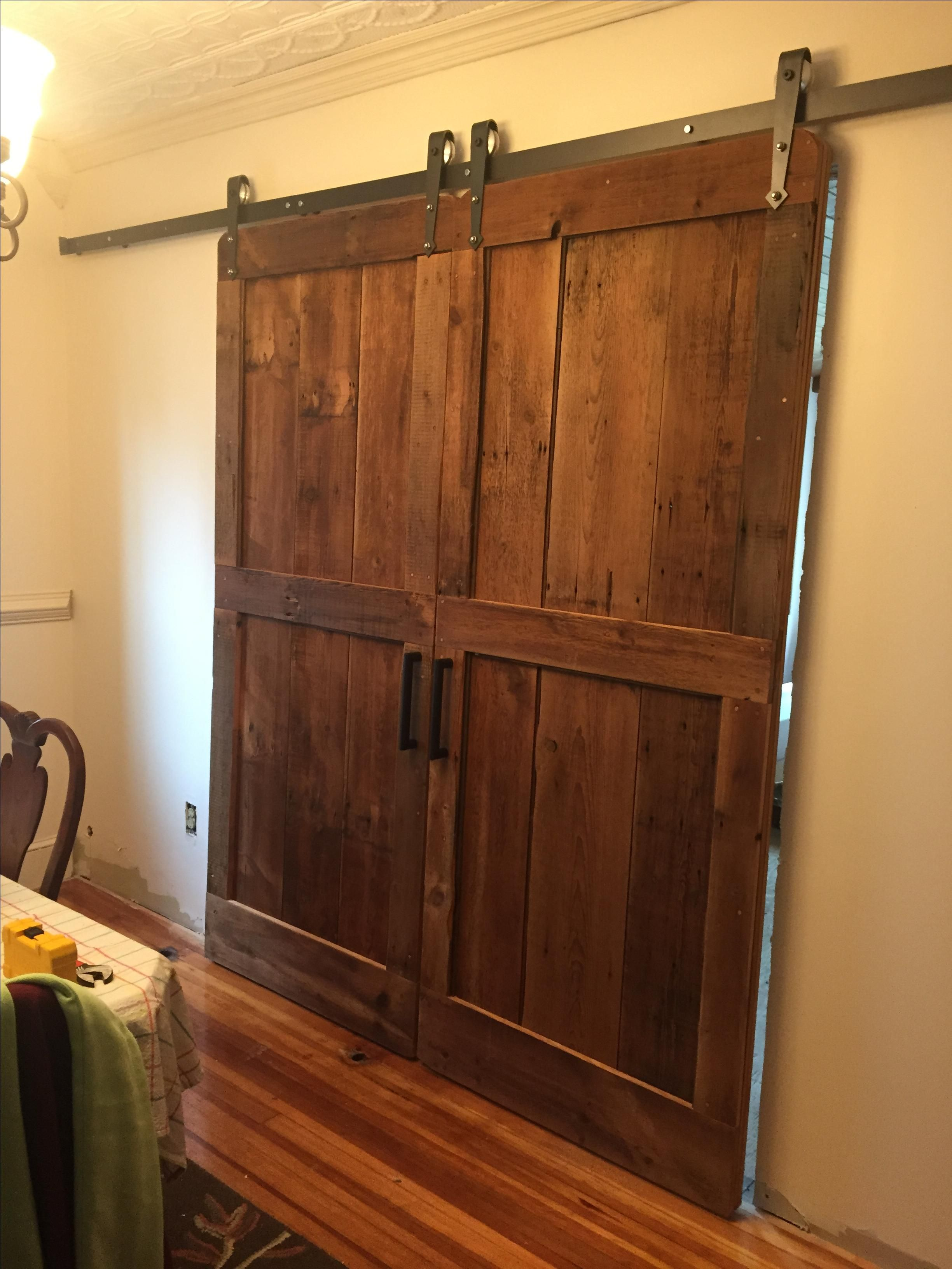 Custom Rustic Barn Door By M Karl Llc Custommade Com