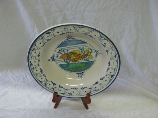 Custom Made Tuscan Animal Dinnerware