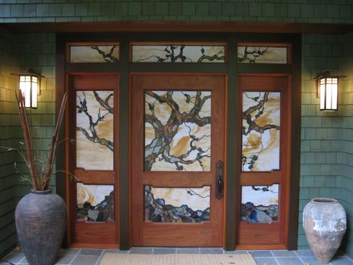 Custom Made Craftsman Entryway