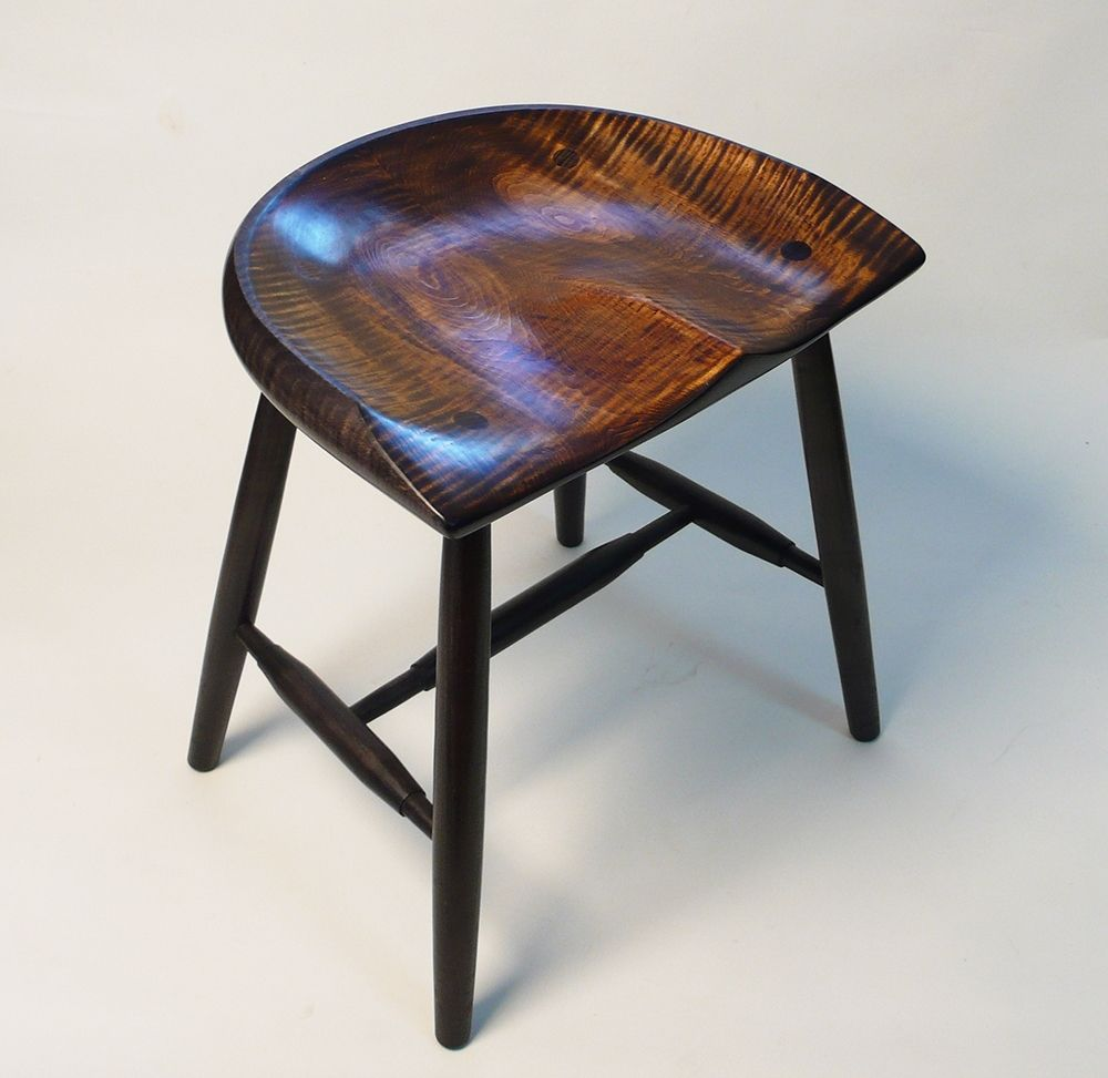 Hand Crafted Garny Guitar Stool By GARNY Amp Co