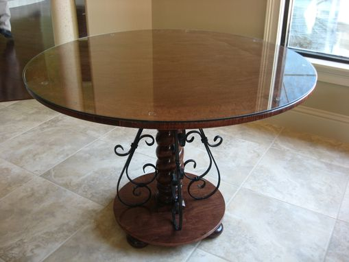 Custom Made Dinette Table