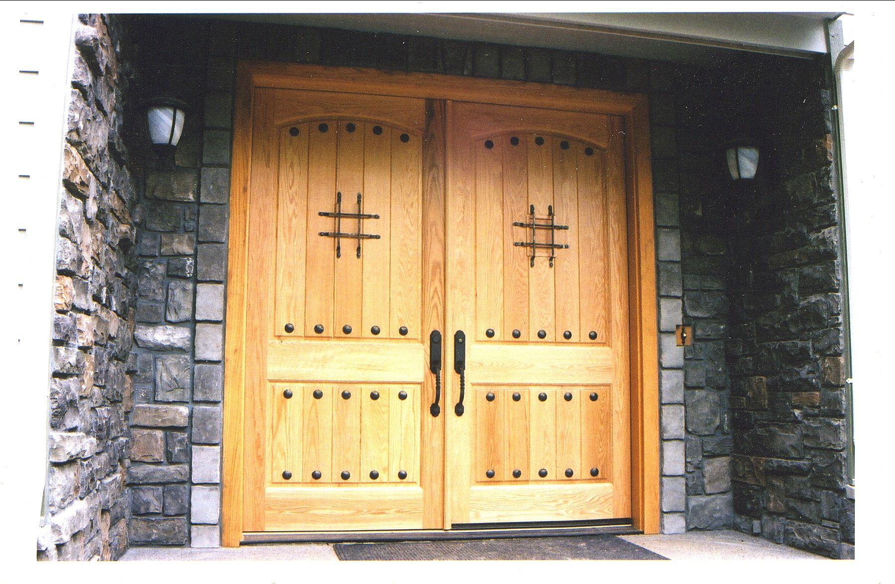 custom built doors bernauer