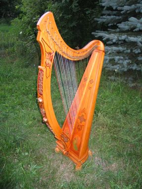 Custom Made Angel Tara 36 String Concert Harp