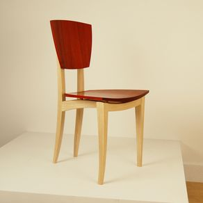 Handmade Curvechair (Organically Carved Solid Wood Furniture) by Nico ...