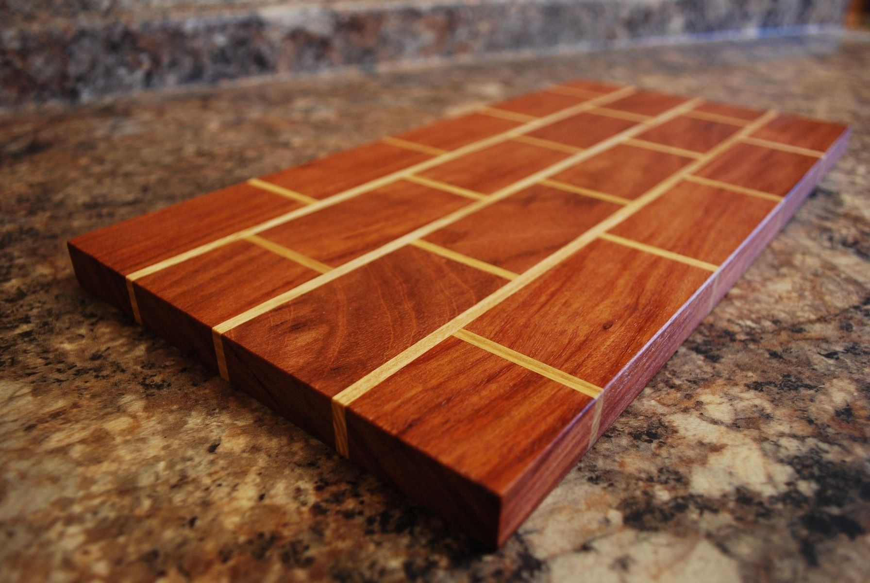 hand crafted custom cutting boards by larue woodworking. Black Bedroom Furniture Sets. Home Design Ideas