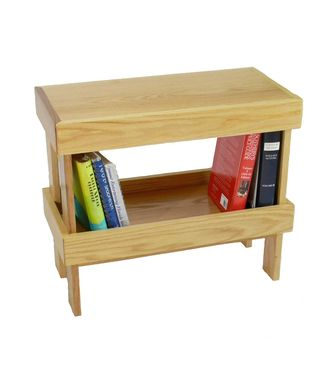 Custom Made Red Cedar Library Table