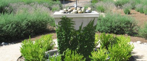 Custom Made Calistoga Water Feature