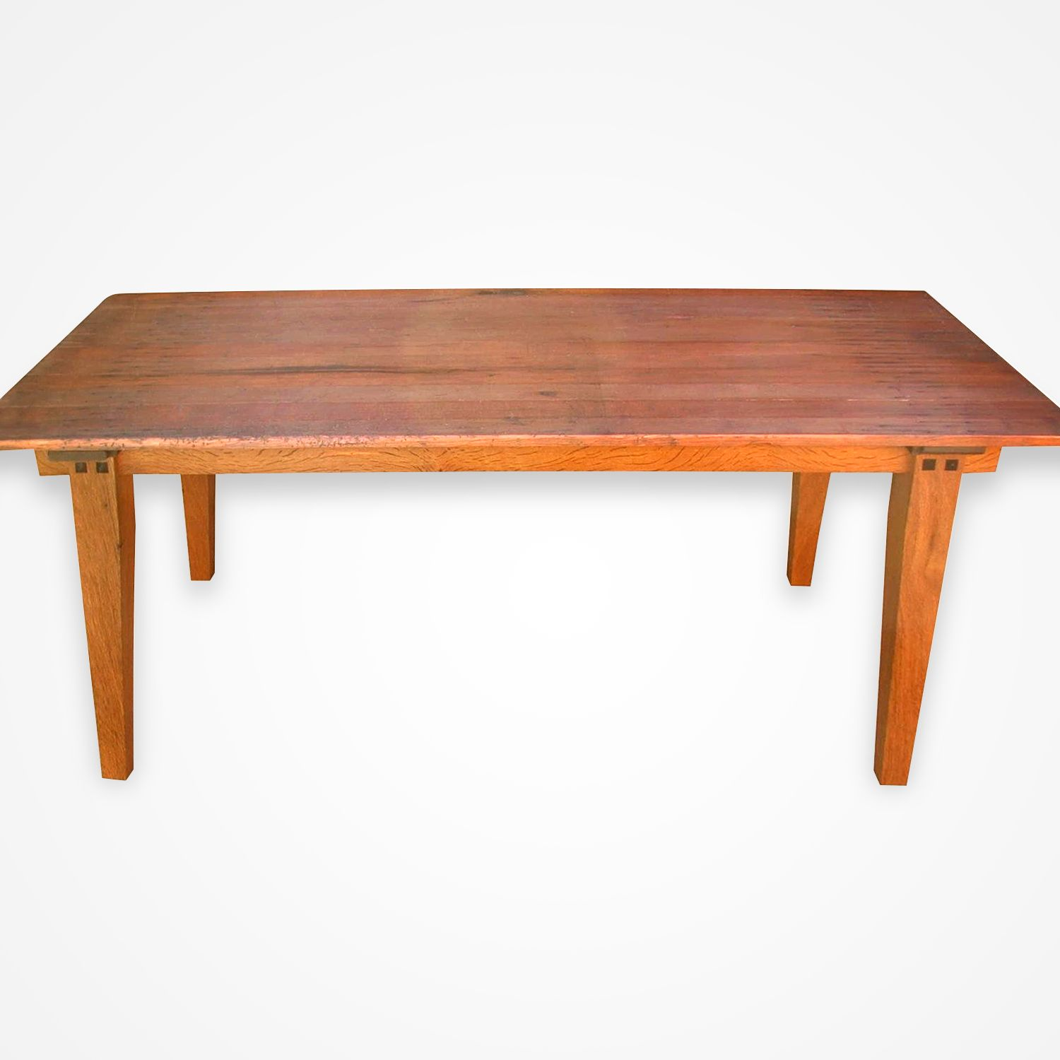 farmhouse dining table made to order from studio1212