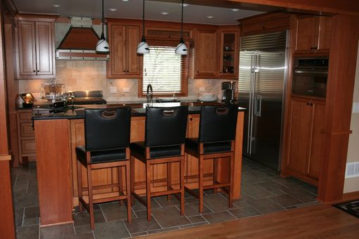 Handmade Custom Quarter Sawn Oak Kitchen Cabinets By Jr S