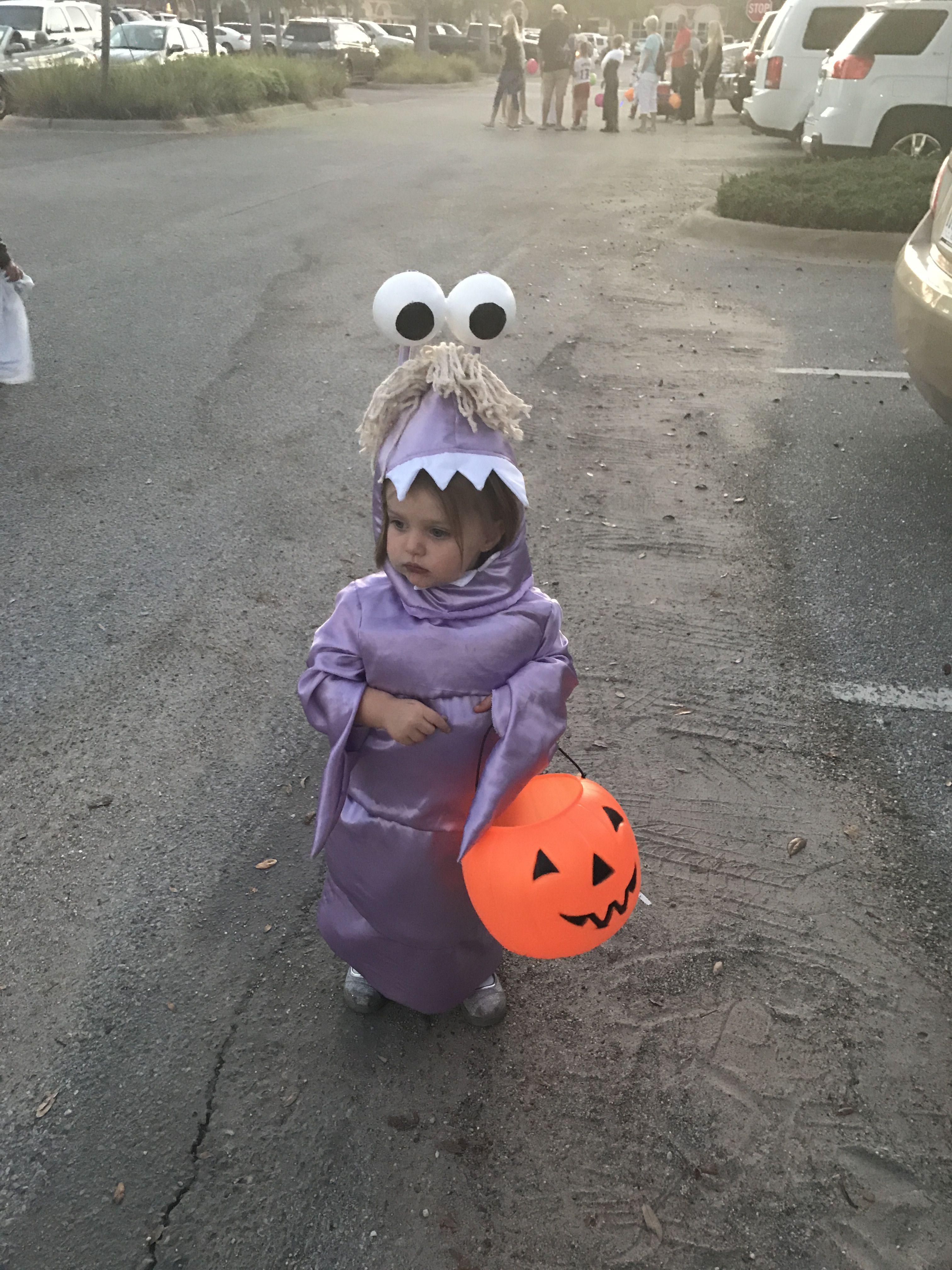custom made monsters' inc boo costumegabbigirlz | custommade