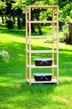 Custom Made Everyday Rustic Shelving