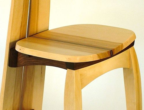 Custom Made Samadhi Counter Stool