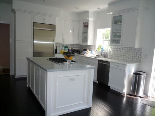 Custom Made Palm Beach Kitchen Remodel