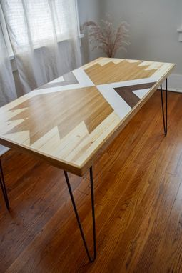 Custom Made Lithe Coffee Table