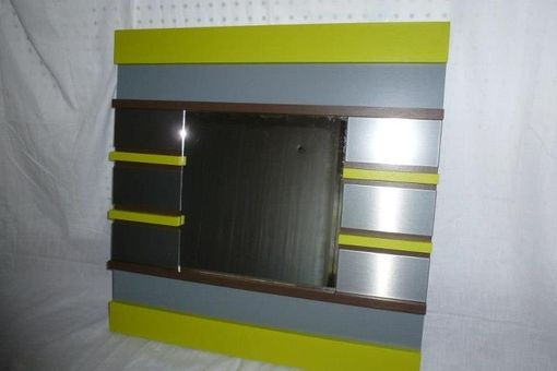 Custom Made Modern Retro Mirror