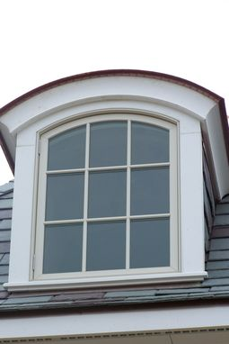 Custom Made Exterior Dormer Trim