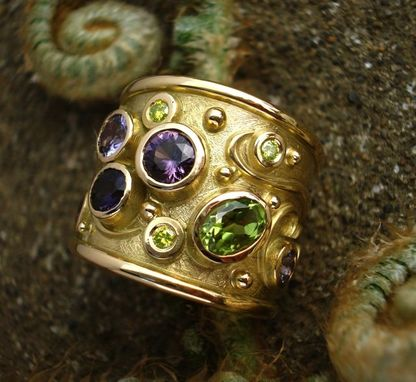 Custom Made The Carlotta Rings