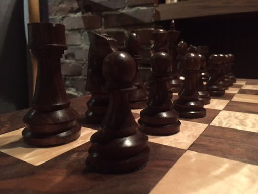 Custom Made Joe's Chess Pieces