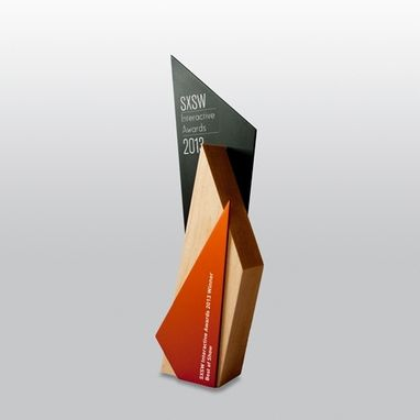Custom Made Sxsw Interactive Awards