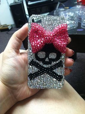 Custom Made Custom 3d Bling Cellphone Case