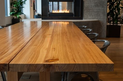 Custom Made Communal Dining Table