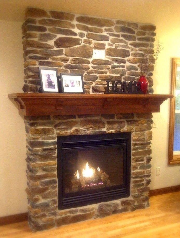 Hand Crafted Maple Mantel Craftsman Style By Custom